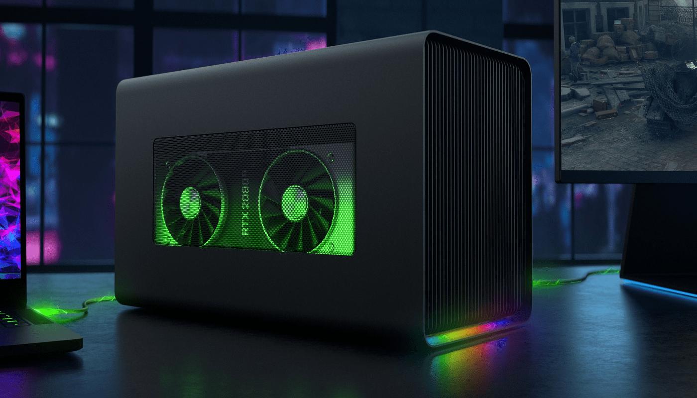 ¿Qué es una GPU externa?
