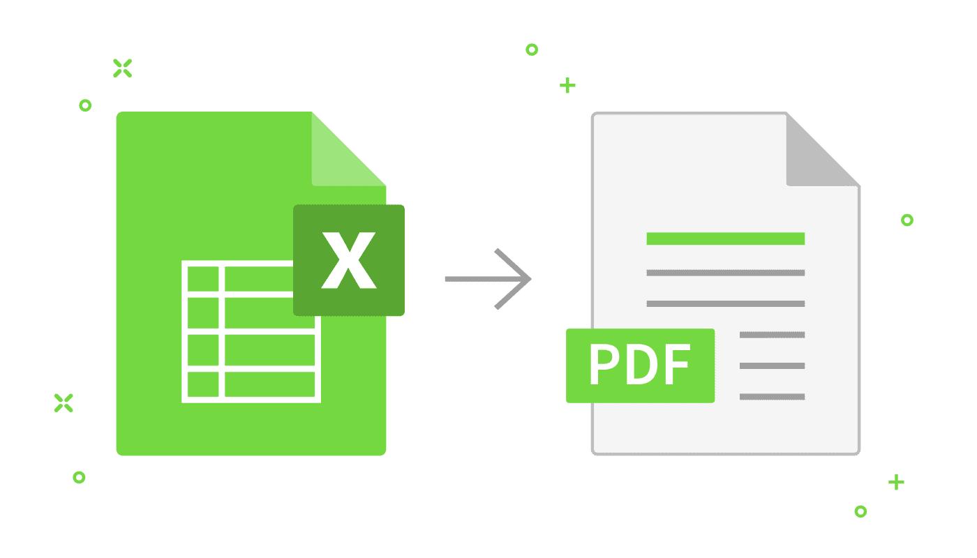 Cómo convertir una hoja de cálculo de Excel a PDF