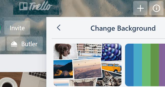 Trello: cómo cambiar el fondo de pantalla
