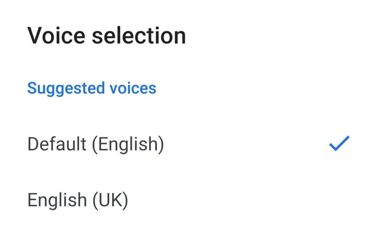 Configuración de navegación por voz para Google Maps