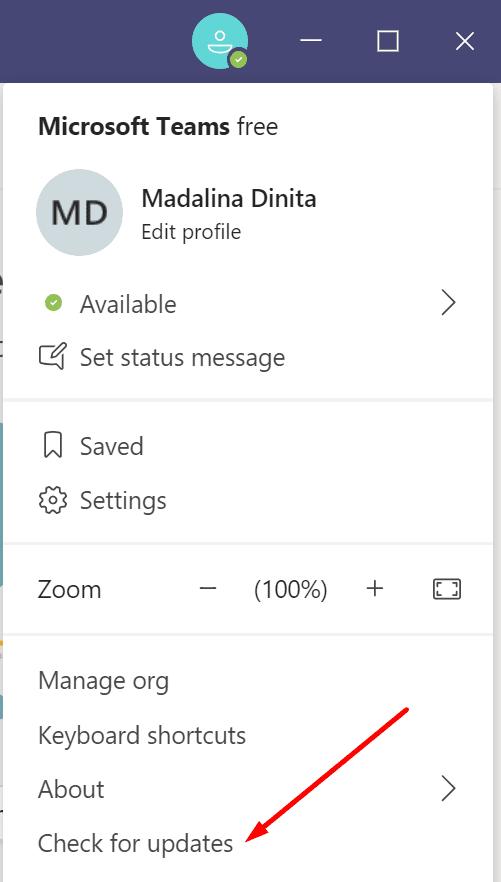Los equipos de Microsoft buscan actualizaciones