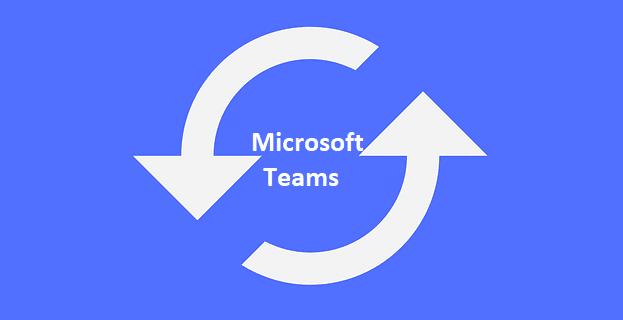 Reparar Microsoft Teams sigue reiniciando