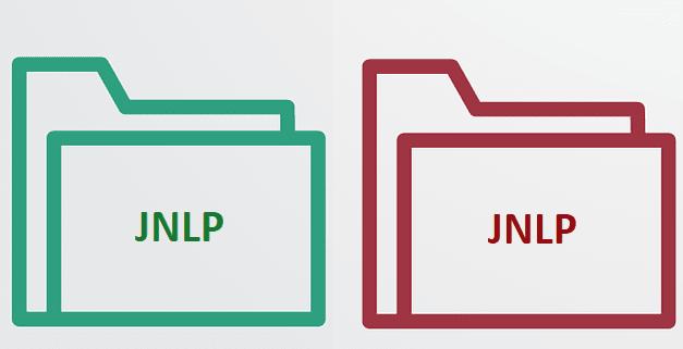 ¿Cuál es el archivo JNLP?  ¿Cómo abro uno?
