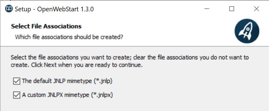 openwebstart abrir archivos jnlp