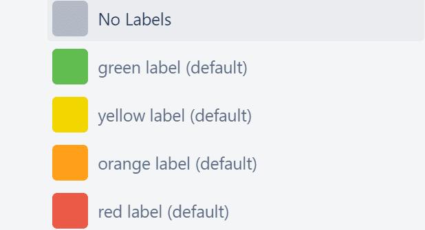 Las etiquetas de Trello no aparecen: cómo solucionar este problema