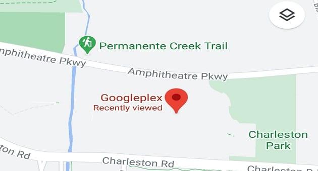 Se corrige que Google Maps no gira automáticamente