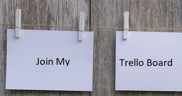 Solucionar problemas de invitaciones de Trello que no funcionan