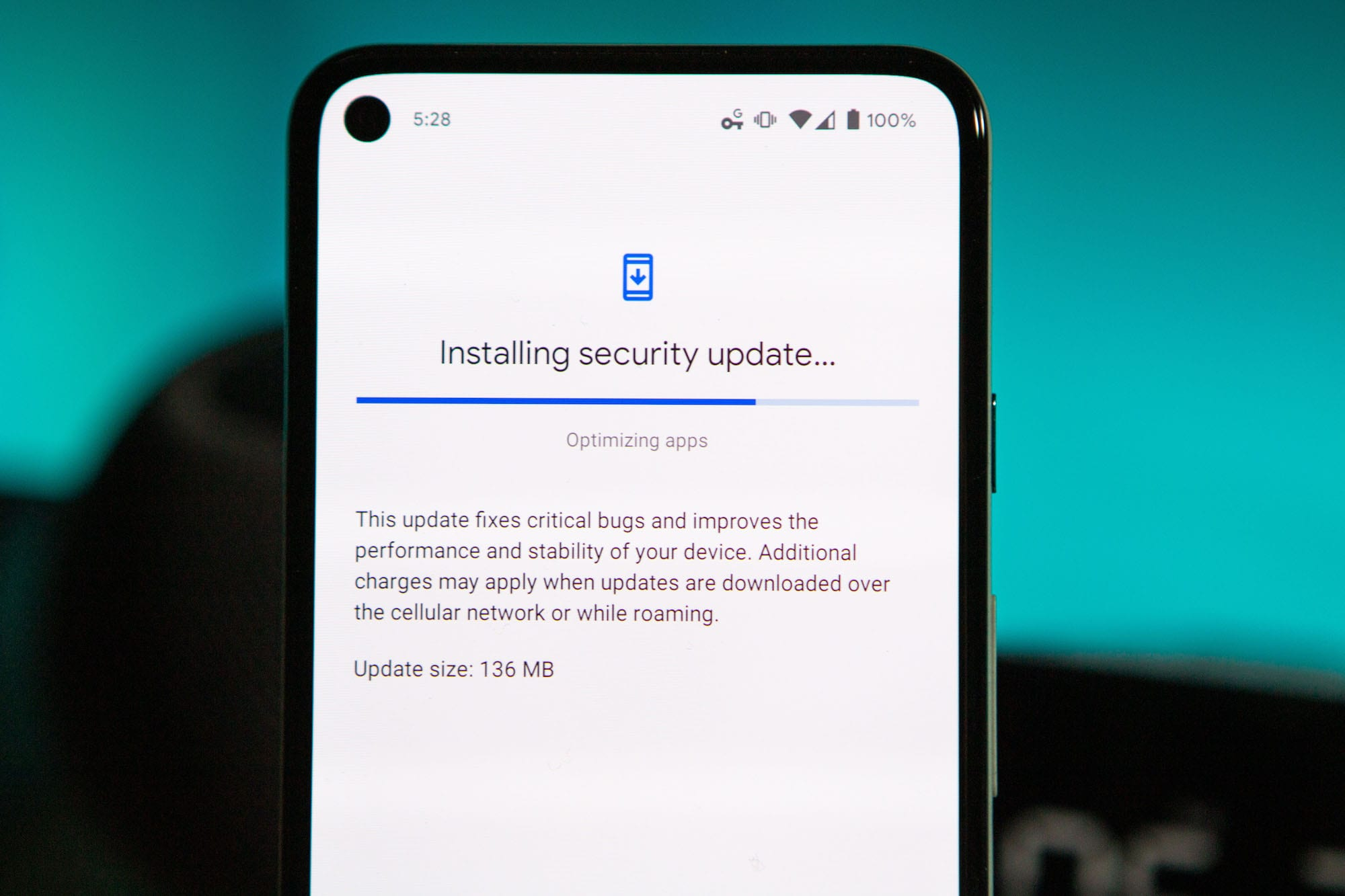 ¿Qué hay de nuevo con la actualización de diciembre para Pixel 5?