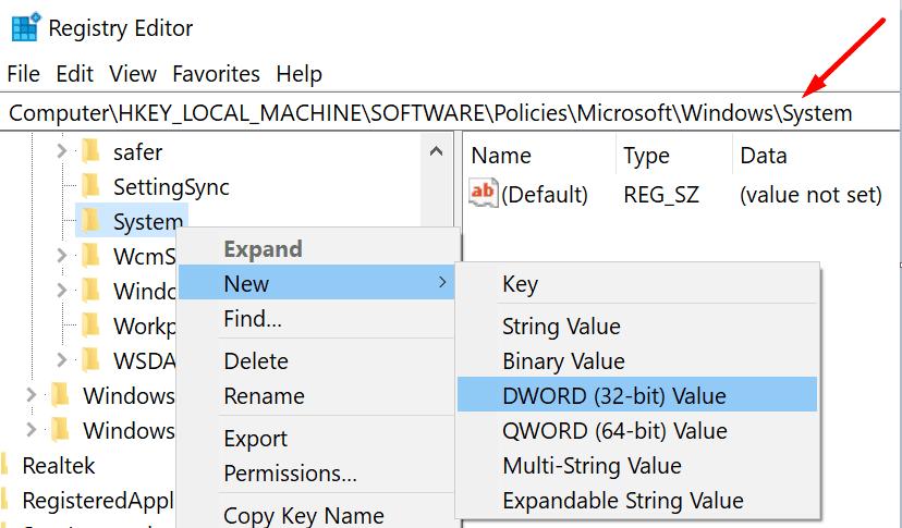 nuevo-sistema-dword-valor-regedit