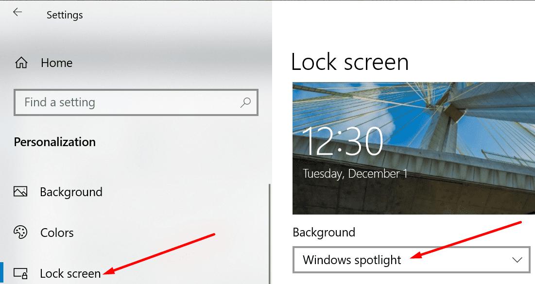 habilitar-pantalla-de-bloqueo-reflector-de-ventanas