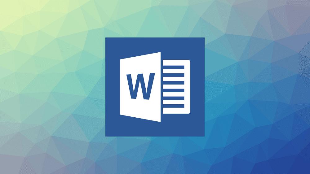 Microsoft Word: elimine los espacios adicionales entre palabras