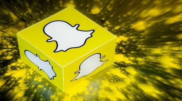 El mensaje de reparación no se pudo enviar en Snapchat