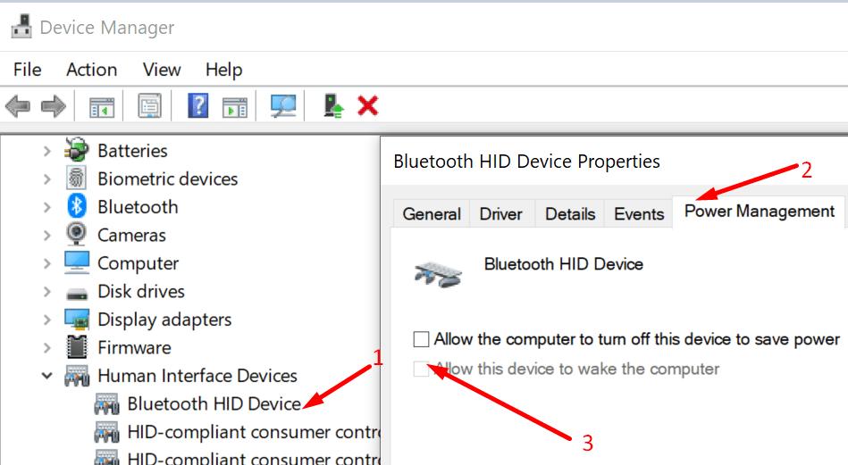 Detenga el mouse para reactivar la computadora