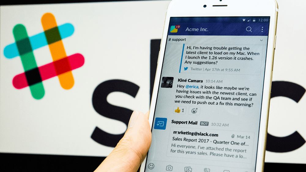 Slack: cómo cambiar su nombre para mostrar