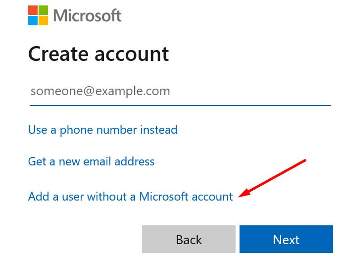 Agregar usuarios sin una cuenta de Microsoft