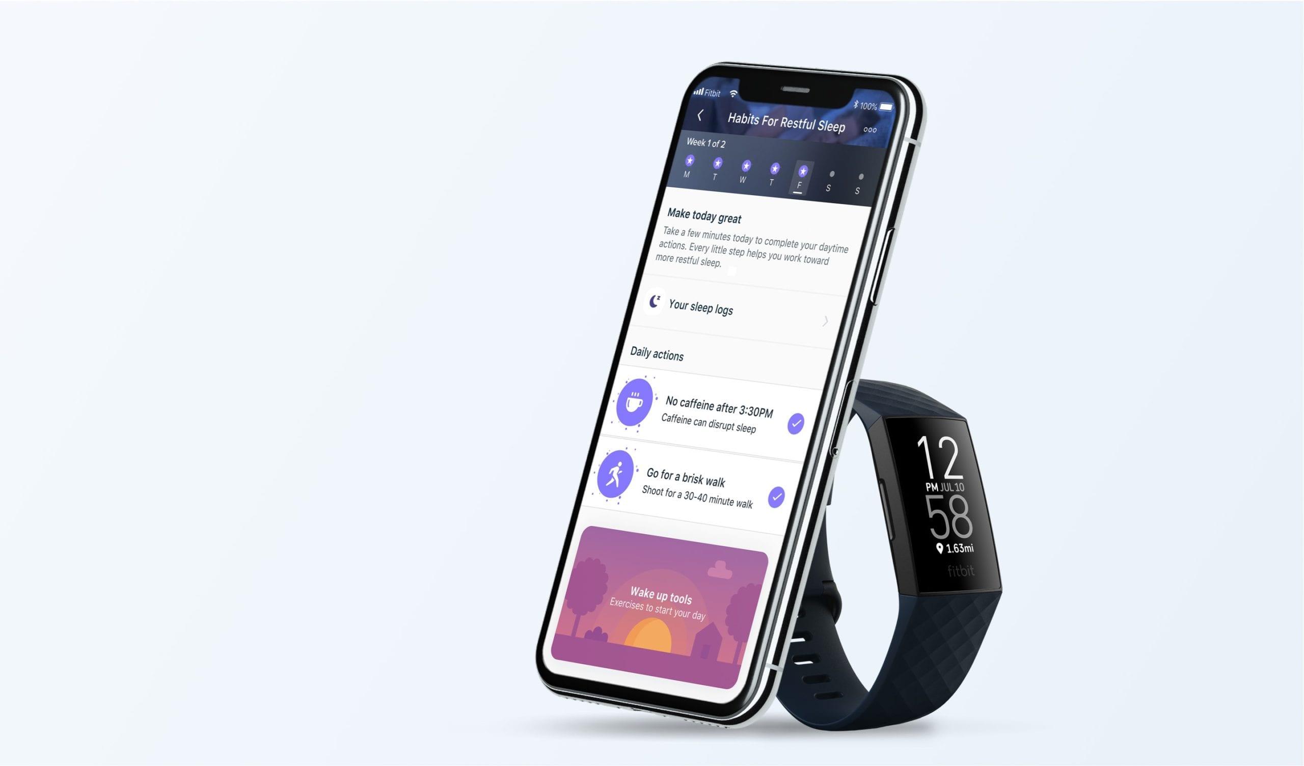 ¿Qué es Fitbit Premium y cómo se inicia sesión?