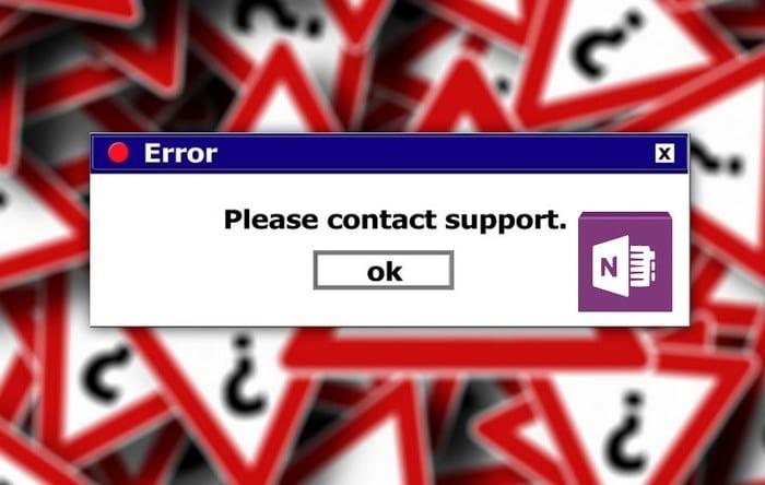 Cómo reparar el error 0xe00001bb de OneNote: la sección está dañada