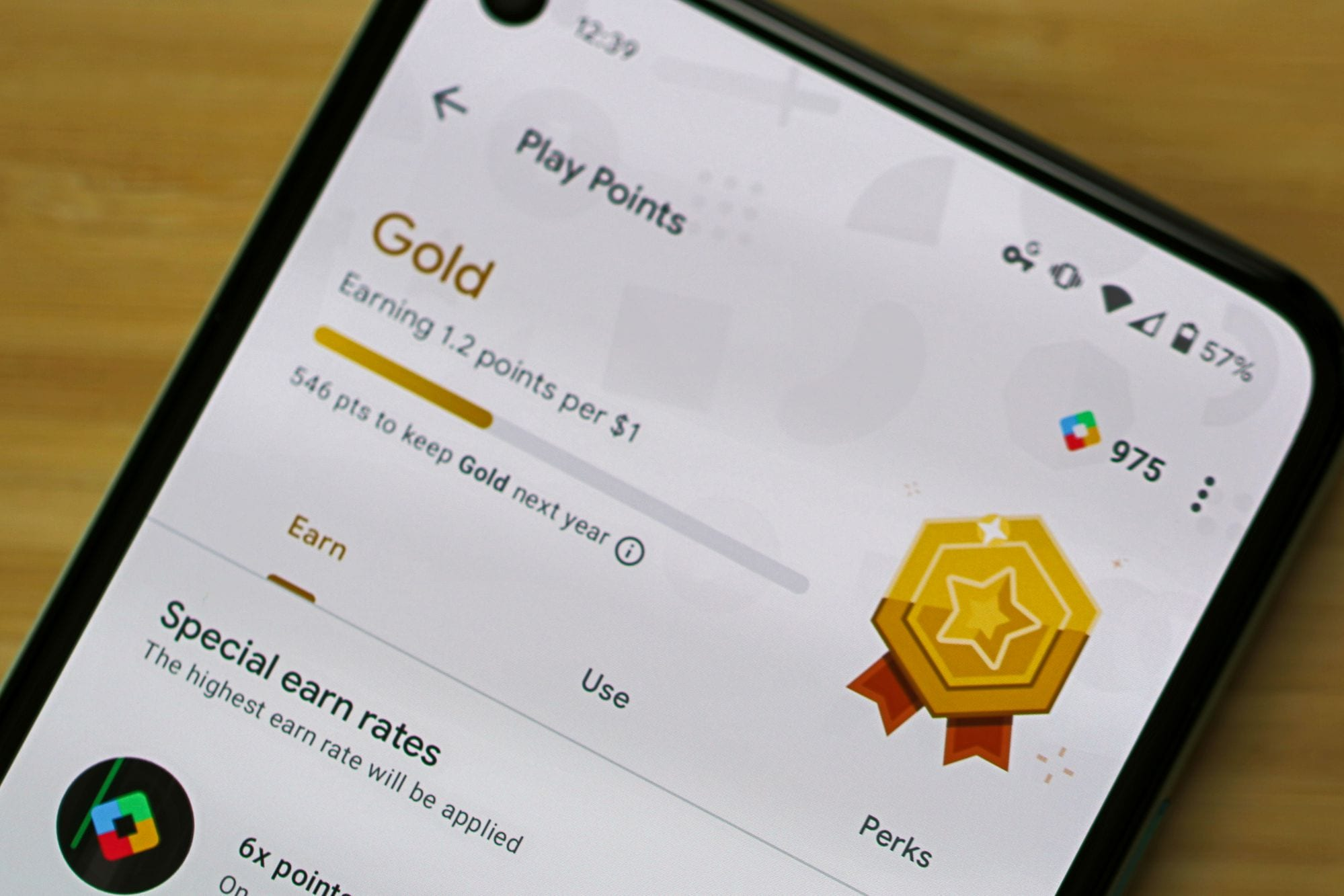 Cómo usar Google Play Points en Play Store