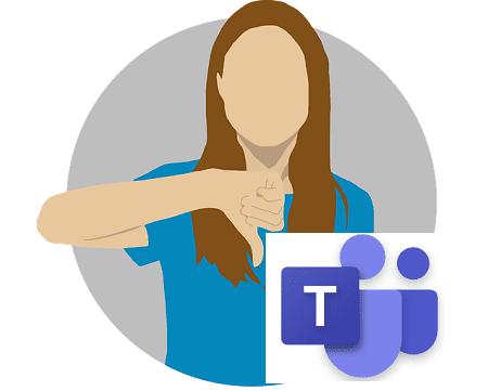 Los usuarios odian el seguimiento facial en Microsoft Teams
