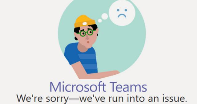 Reparar el centro de administración de Microsoft Teams que no funciona