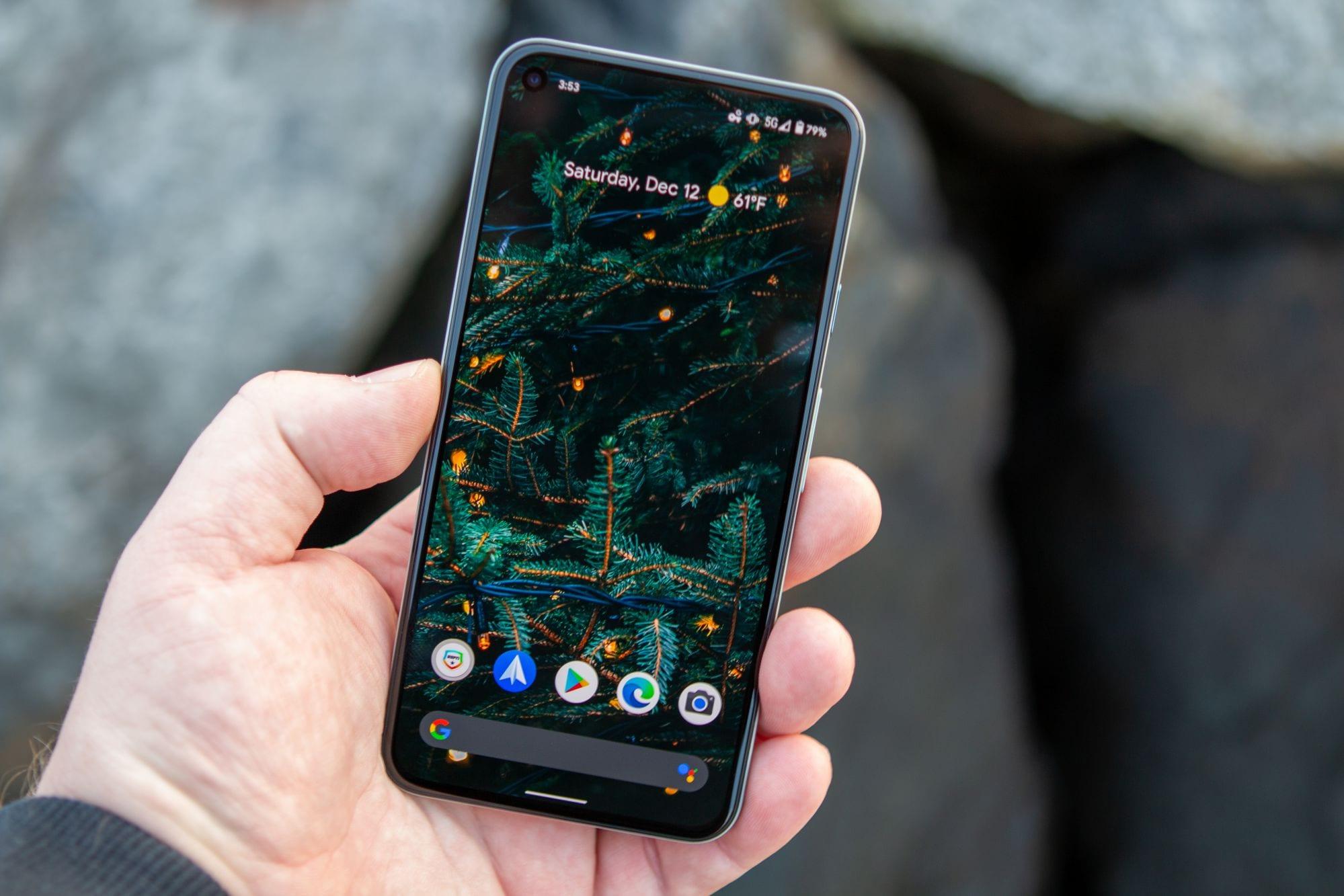 Google lanzará la primera actualización menor de Pixel en 2021