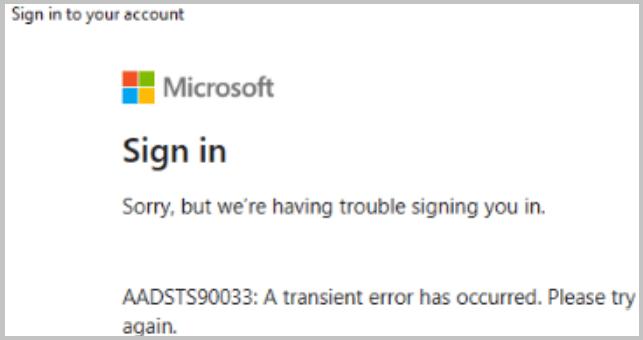 Microsoft Teams: cómo lidiar con los errores de AADSTS