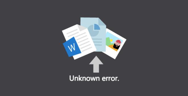 Error desconocido de Microsoft Teams