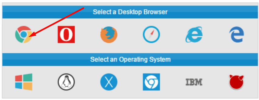 Complemento de cambio de agente de usuario de Firefox
