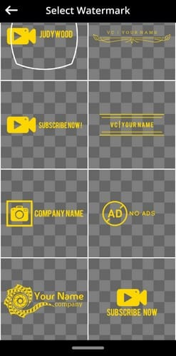 Cómo agregar una marca de agua a una imagen - Android
