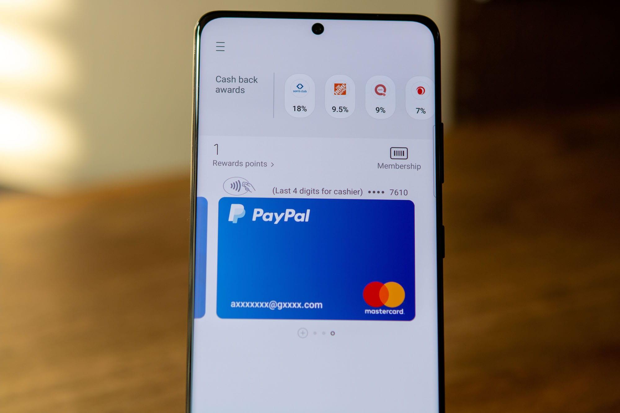 Configurar Samsung Pay en el Galaxy S21 2