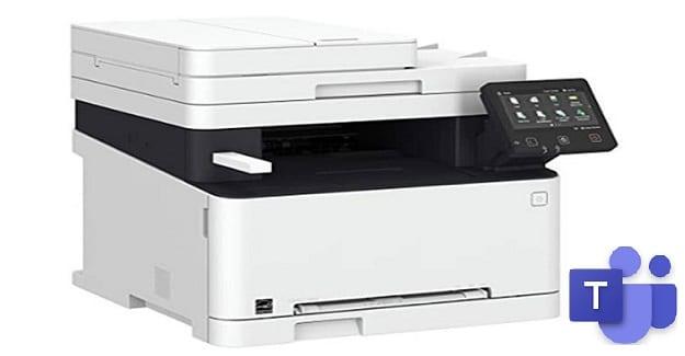 Cómo imprimir directamente desde Microsoft Teams