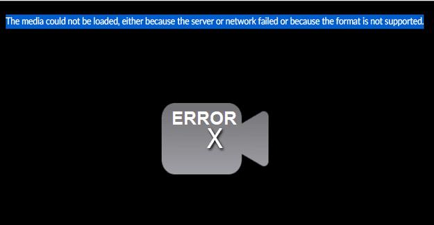 Error de zoom corregido: no se pudo cargar el medio