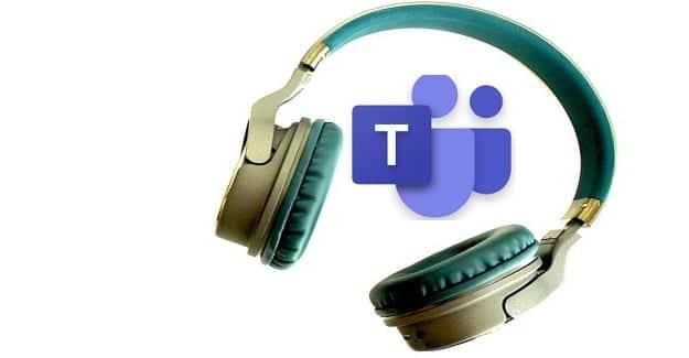 Microsoft Teams desconecta los auriculares bluetooth