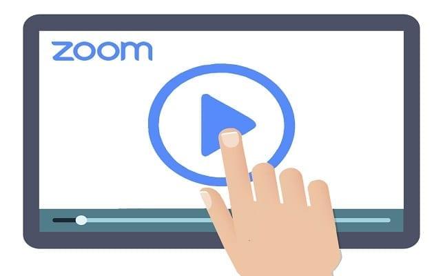 ¿Por qué no puedo grabar reuniones de Zoom?