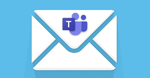 Reparar el correo electrónico del canal de Microsoft Teams que no funciona