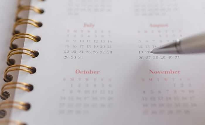 Cómo crear metas en Google Calendar