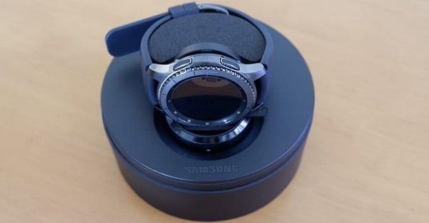 Arreglar Siempre en pantalla que no funciona en Galaxy Watch