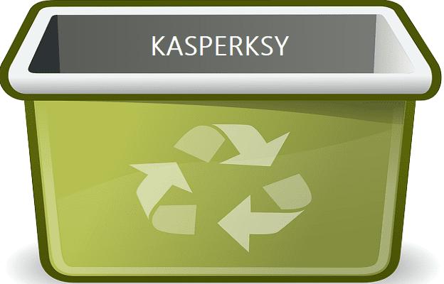 ¿Cómo elimino completamente Kaspersky de mi PC?